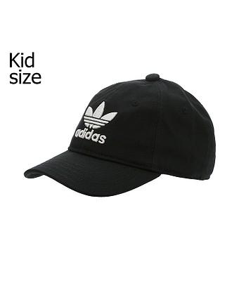 c5e1951af0a kšiltovka adidas Originals Trefoil Cap Child - Black