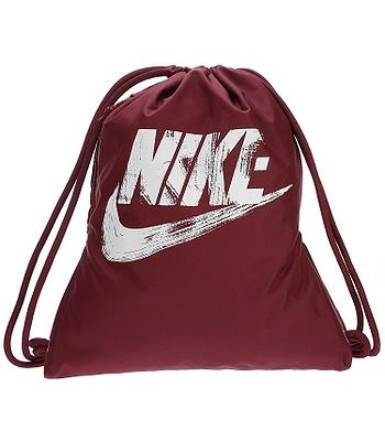 30ad291bb29d7 bag Nike Heritage Gymsack 2 GFX - 677 Team Red Team Red White - snowboard- online.eu