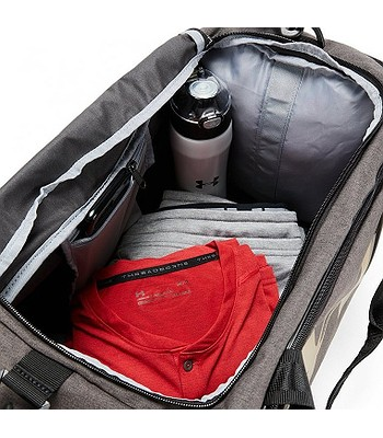 bag Under Armour Undeniable 3.0 Medium Duffel - 002 Black Full  Heather Metallic Victory. No longer available. 2ad95289a1