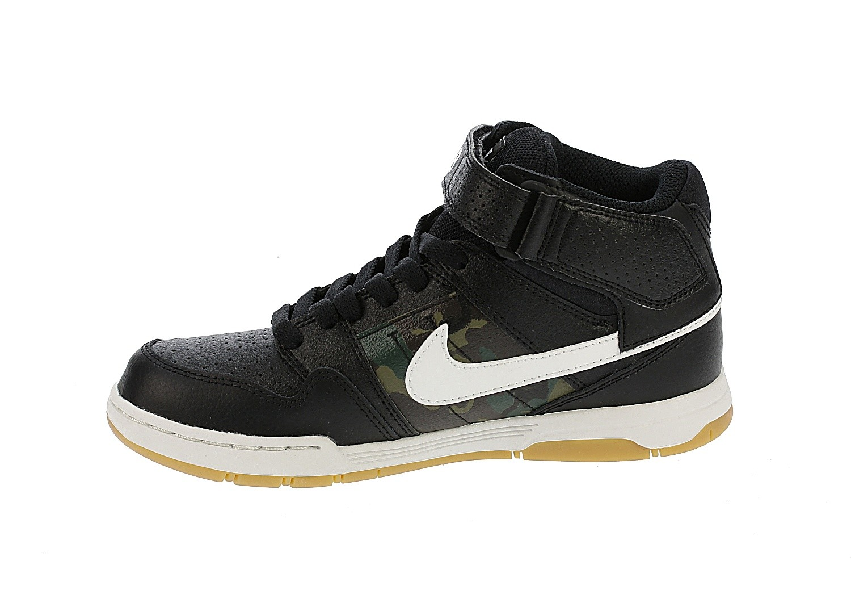 Mogan Mid 2 Junior Shoe BlackSummit White Medium Olive Pro Green