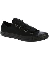 topánky Converse Chuck Taylor All Star Big Ayelets OX - 559923 Black Black  55cd8207eee