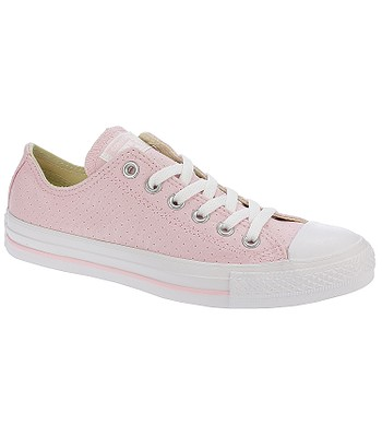 topánky Converse Chuck Taylor All Star Sneakers OX - 560680 Cherry  Blossom White White 7b41bf95e5