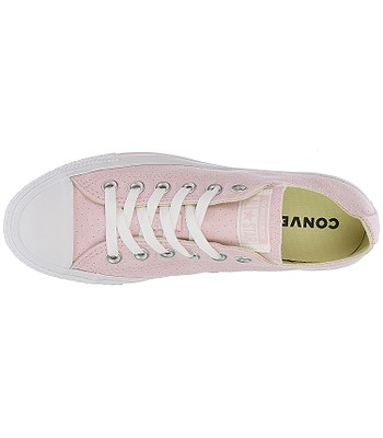 topánky Converse Chuck Taylor All Star Sneakers OX - 560680 Cherry  Blossom White White - snowboard-online.sk a4f6e4b122