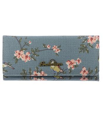 fe3e89b3d3 peněženka Brakeburn Blossom Foldover - Blue - batohy-online.cz
