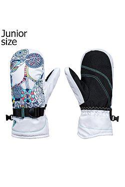 1a0c9d6f8 rukavice Roxy Jetty Mitt - WBB6/Bright White/Hackney Empire