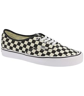 0fe6744f72c6a8 shoes Vans Authentic Lite - Checkerboard Black White - blackcomb-shop.eu