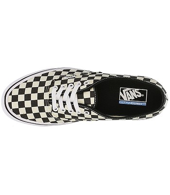 topánky Vans Authentic Lite - Checkerboard Black White - snowboard-online.sk 2a9a87238a5