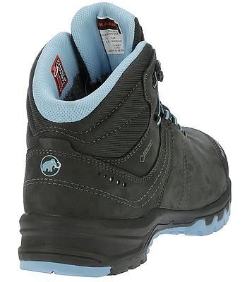 großer Lagerverkauf große sorten billig für Rabatt shoes Mammut Nova III Mid GTX - Graphite/Whisper - blackcomb ...