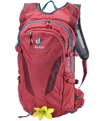 5d9b2cc180948 backpack Deuter Compact EXP 10 SL - Cardinal Maron - blackcomb-shop.eu