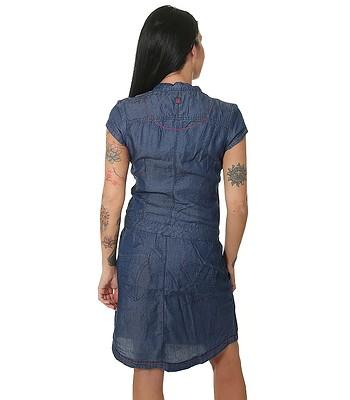 9515b1641b8c šaty Loap Narelite - L62L Dark Denim. Produkt již není dostupný.