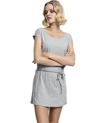 šaty Urban Classics Slub Jersey TB923 - Gray - snowboard-online.cz 5e7a8154fc6