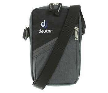 6939b0911 TAŠKA DEUTER ESCAPE I - ANTHRACITE/BLACK - skate-online.sk