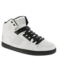 a3c8e57853676 topánky Osiris NYC 83 CLK - White/Black/Silver