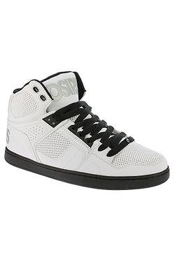 785f19177dcb9 topánky Osiris NYC 83 CLK - White/Black/Silver ...