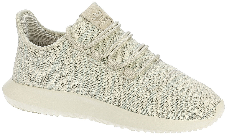 schuhe adidas originals tubuläre schatten klare brown / asche grün / ab