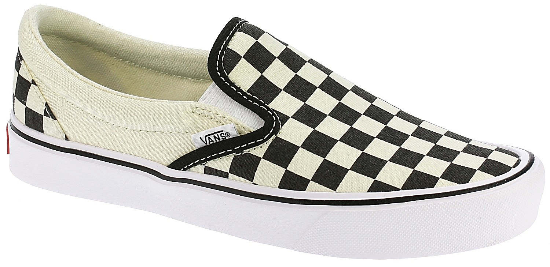 vans slip on checkerboard pl
