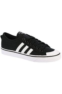 3a2758d96 topánky adidas Originals Nizza - Core Black/White/White