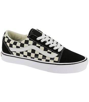 5e0be23ea2c boty Vans Old Skool Lite - Checkerboard Black White