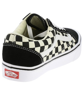 08b716a39baa shoes Vans Old Skool Lite - Checkerboard Black White. No longer available.