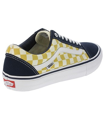 531851185661bb shoes Vans Old Skool Pro - Checkerboard Dress Blues Ochre. No longer  available.