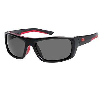 brýle Quiksilver Knockout - XKRS/Shiny Black Red/Gray