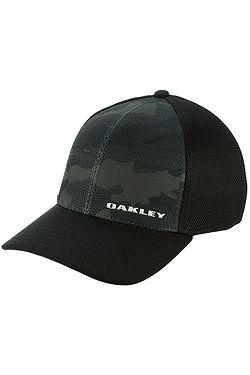 9fde64a2e šiltovka Oakley Silicon Bark Trucker Print 2.0 - Black
