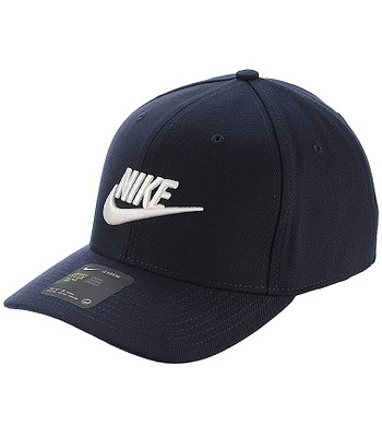 6e47abc462b kšiltovka Nike Sportswear Classic 99 - 451 Obsidian Black White ...