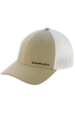 91344d5e6 šiltovka Oakley Silicon Bark Trucker 4.0 - Rye