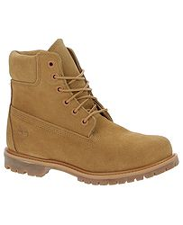 boty Timberland Icon 6 Premium Waterproof Boot - A1P7G Medium Beige  Suede Suede Collar 0bd64d82db