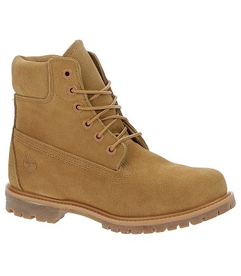 topánky Timberland Icon 6 Premium Waterproof Boot - A1P7G Medium Beige  Suede Suede Collar 3c0bce0d51c