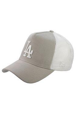 efbf55ef0 šiltovka New Era 9FO Micro Cord Aframe Trucker MLB Los Angeles Dodg -  Gray/White ...
