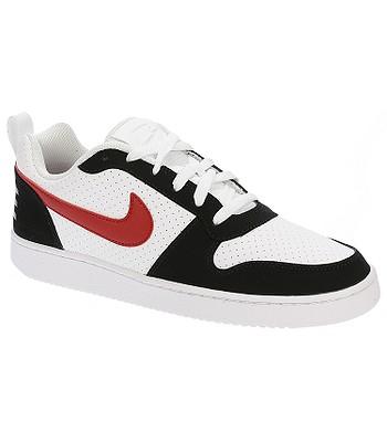shoes Nike Court Borough Low - White Gym Red Black - blackcomb-shop.eu 1c9d18c5a