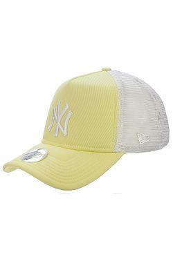 2f89689c58b kšiltovka New Era 9FO League Essential Trucker MLB New York Yankees - Yellow White  ...