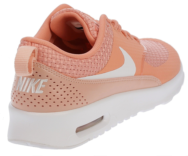 shoes Nike Air Max Thea Premium Crimson BlissWhite Coral