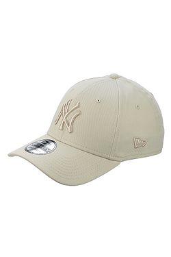 dfec77436 šiltovka New Era 39T League Essential MLB New York Yankees - Stone ...