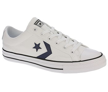 BOTY CONVERSE STAR PLAYER OX - 160558 WHITE NAVY BLACK - skate-online.cz 38ebf9cfde9