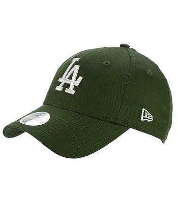 e0a3d65d502 cap New Era 9FO League Essential MLB Los Angeles Dodgers - River Green White  - snowboard-online.eu