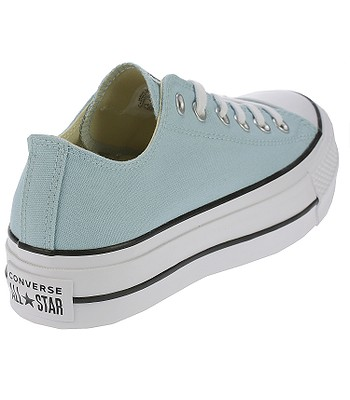 392e9cb76ba7 shoes Converse Chuck Taylor All Star Lift OX - 560687 Ocean Bliss White .  IN STOCK -20%