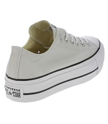 Paleto dieta Electropositivo  shoes Converse Chuck Taylor All Star Lift OX - 560686/Mouse/White/Black -  blackcomb-shop.eu