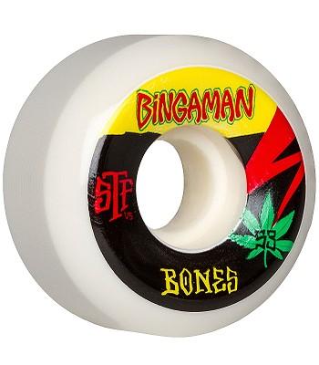 kolieska Bones Bingaman Attitude V5 - White - snowboard-online.sk 390c0ac5442