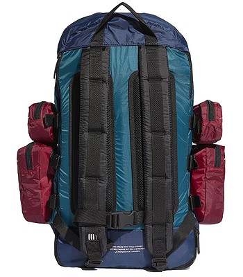 a6d7c3bd42 batoh adidas Originals Backpack - Noble Indigo Ruby - snowboard-online.sk