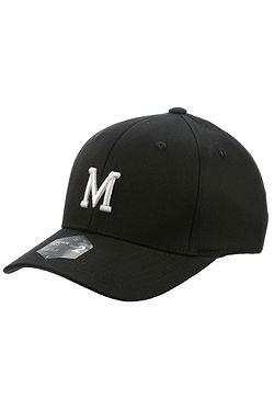 b17fac286 šiltovka State of WOW Mike Baseball Crown 2 - Black/White