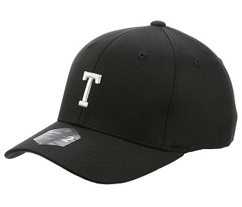 kšiltovka State of WOW Tango Baseball Crown 2 - Black/White