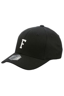kšiltovka State of WOW Foxtrot Baseball Crown 2 - Black White 17ff905848