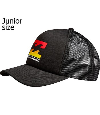 kšiltovka Billabong Podium Trucker Youth - Black Multi  b401d0ef7d