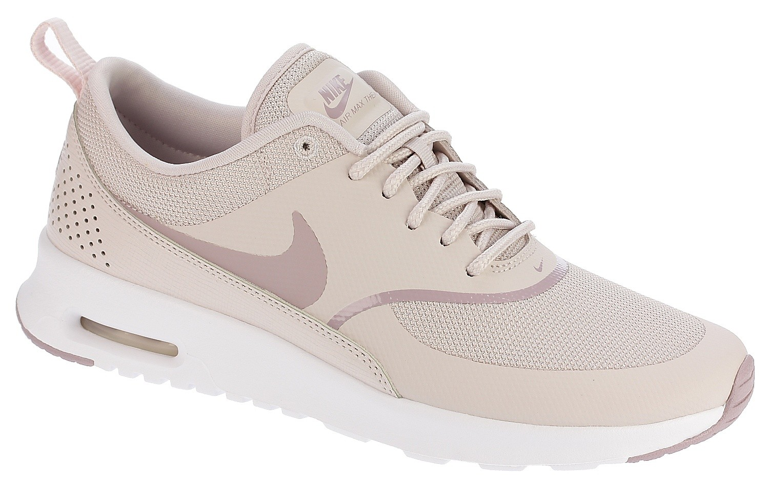 shoes Nike Air Max Thea Barely RoseElemental RoseWhite