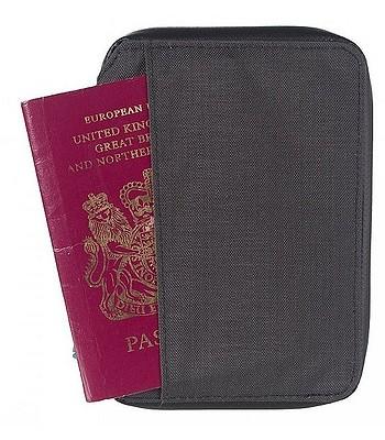 peňaženka Lifeventure RFiD Protected Mini Document - Gray. Produkt už nie  je dostupný. 01b9cdf64e7