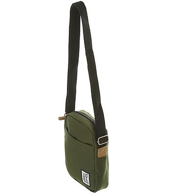 bag The Pack Society 999CLA751 - 20 Solid Forest Green - blackcomb ... 3bb1dbe60723e