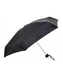 05a7ba39f dáždnik Lifeventure Trek Umbrella Small - Black