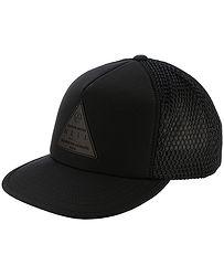kšiltovka Neff X Trucker - Black Black 4734f71260
